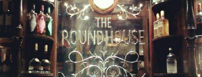 The Round House is one of Orte, die Joao Ricardo gefallen.