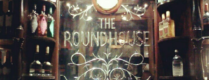 The Round House is one of Tempat yang Disukai Joao Ricardo.
