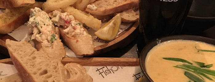 Fish Shack Cafe is one of Dublin: Favourites & To Do.
