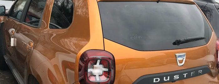 Renault Demirkollar Otomotiv is one of สถานที่ที่ Hakan ถูกใจ.