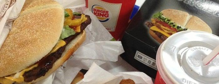 Burger King is one of Lieux sauvegardés par Nataliya.