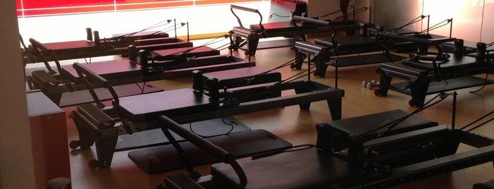 Balance Center Pilates & Fitness is one of Tempat yang Disimpan Mira.