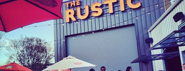 The Rustic is one of Year in Dallas.