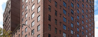 NYU Hayden Residence Hall is one of A Virtual Map of NYU Student Life.
