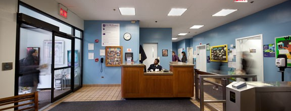 NYU Paulette Goddard Residence Hall is one of A Virtual Map of NYU Student Life.