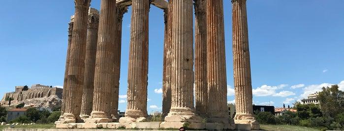 Temple of Olympian Zeus is one of Marcos 님이 좋아한 장소.