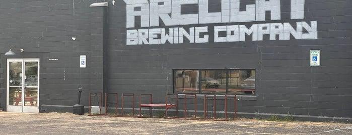Arclight Brewing Company is one of Lugares favoritos de Chris.