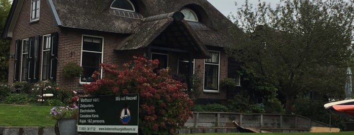 Koppers Giethoorn is one of Giethoorn.
