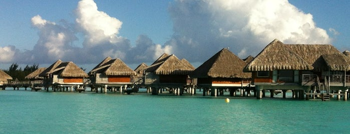 Bora Bora is one of Far Far Away.