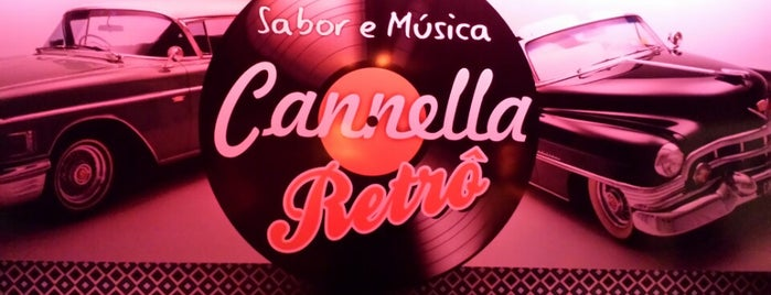 Canela Retrô is one of Tempat yang Disukai Maria Bernadete.
