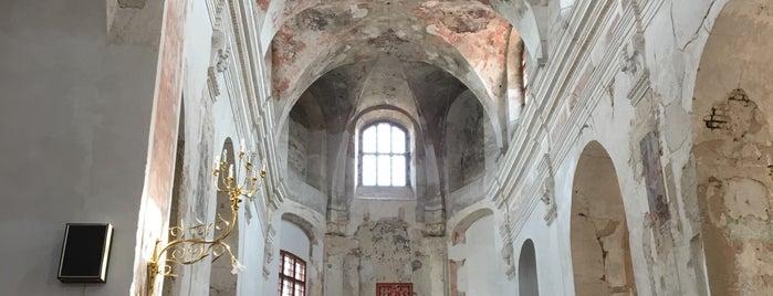 Švč. Marijos Dievo Motinos ėmimo į dangų (Pranciškonų) bažnyčia | Church of our Lady of the Assumption is one of สถานที่ที่ Carl ถูกใจ.