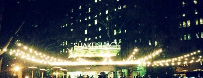 Shake Shack is one of New York City - April 2013.