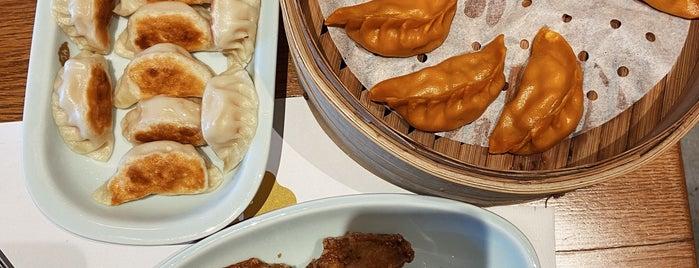 Ja Jiaozi Authentic Dumplings is one of SoCal.