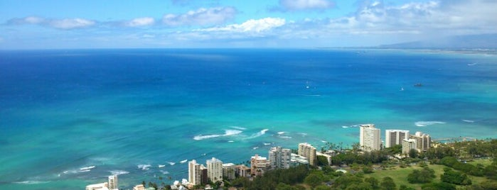 Diamond Head State Monument is one of Honolulu.