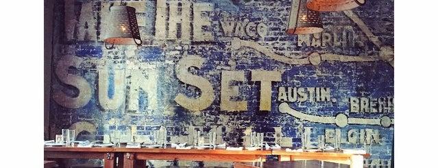 Swift's Attic is one of TV Food Spots: Austin Metro Area.