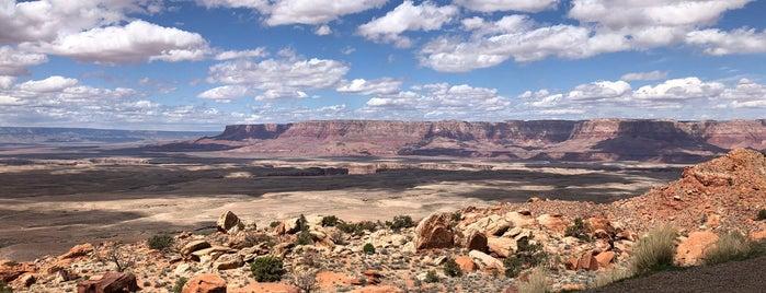 Vermillion Cliffs is one of Arizona.