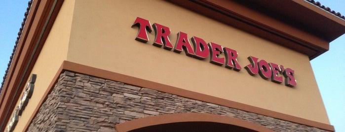 Trader Joe's is one of Locais curtidos por Brad.