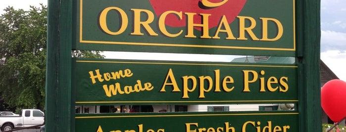 Rulfs Orchard is one of Jeremy: сохраненные места.
