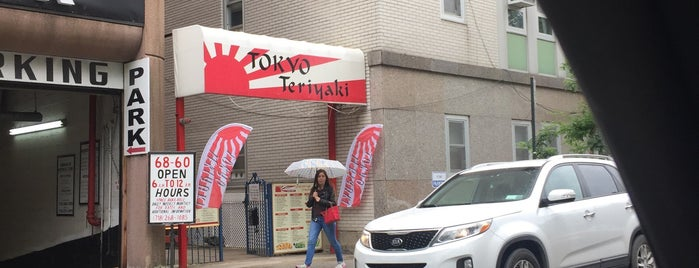 Tokyo Teriyaki is one of Chadさんの保存済みスポット.