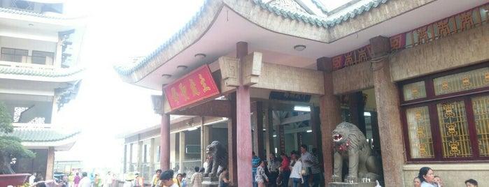 Chùa Bà Châu Đốc is one of du lịch - lịch sử.