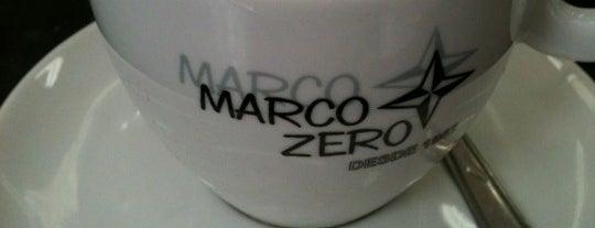 Marco Zero Sucos e Lanches is one of Por aí em Sampa.