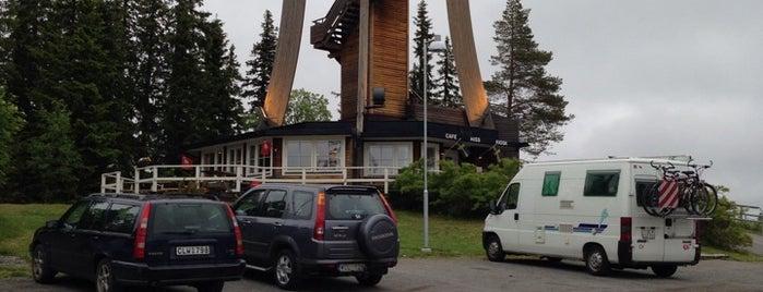 Frösötornet is one of Sweden.