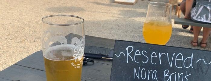 Beer Thirty is one of Santa Cruz.