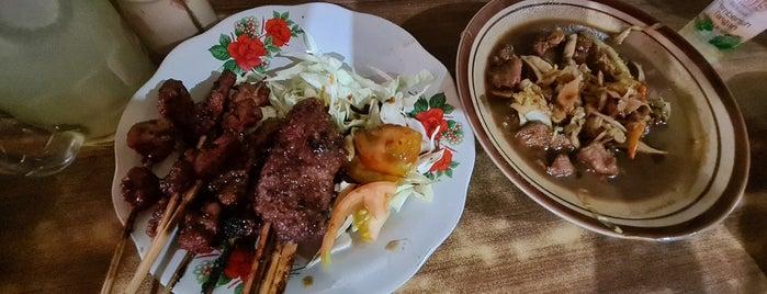 Sate Kambing Pak H. Kasdi is one of Kuliner Solo.
