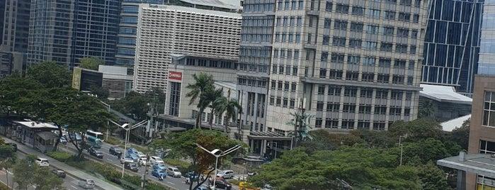 HARRIS Suites fX Sudirman is one of Tempat yang Disimpan Edward.