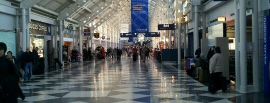 Concourse B is one of Travel.