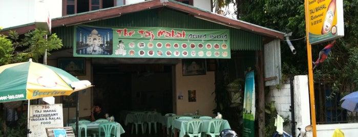 Taj Mahal Restaurant is one of Orte, die sh gefallen.