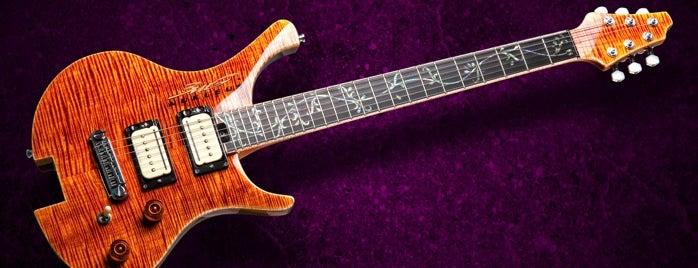 Third World Guitars (3WG) is one of สถานที่ที่ Joseguillermo ถูกใจ.