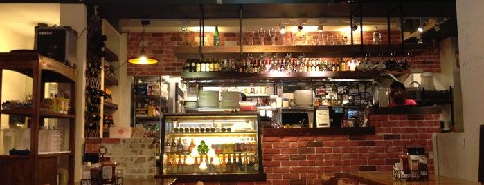 米尼美式餐廳 Mini Diner is one of Around the World - Noms.