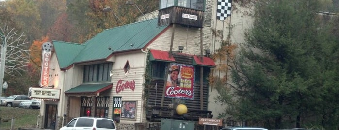 Cooter's Place Gatlinburg is one of USA.
