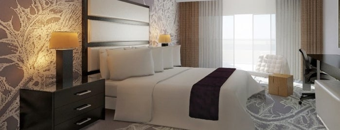 Hard Rock Hotel is one of Hard Rock Cafe Hotel and Casino List.