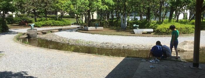 本郷給水所公苑 is one of Posti che sono piaciuti a Nonono.