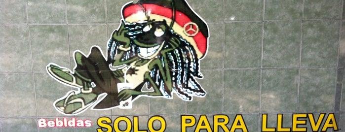 El Grillo is one of Gaby: сохраненные места.