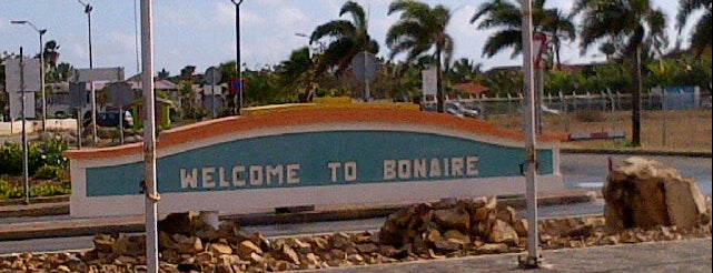 Bonaire International Airport (BON) is one of Airports I've been To.