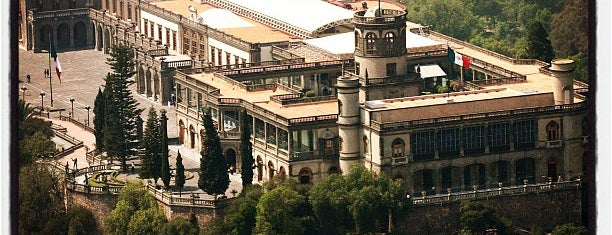 Museo Nacional de Historia (Castillo de Chapultepec) is one of DF.