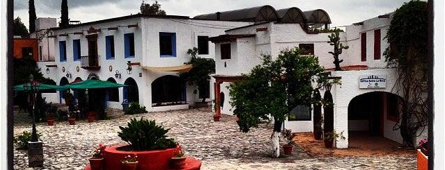 Hotel Posada De La Aldea is one of Lugares guardados de Claudia.