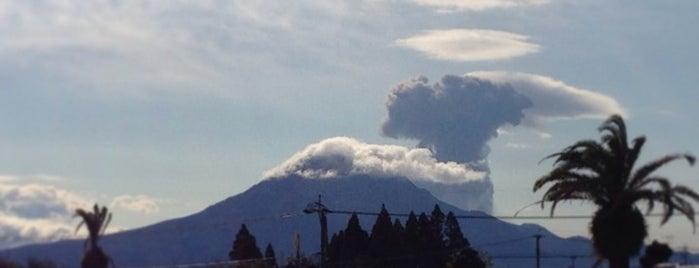 Sakurajima SA (Up) is one of Lugares favoritos de Shigeo.