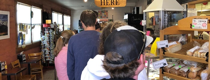 Great Basin Bakery is one of The Jelf-Miltons Take The West.