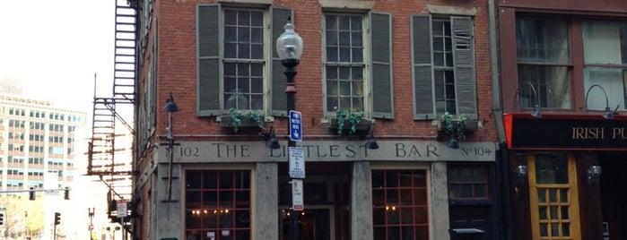 The Littlest Bar is one of Paola'nın Kaydettiği Mekanlar.