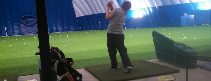 Braemar Golf Dome is one of Sean : понравившиеся места.