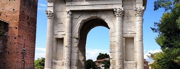 Arco dei Gavi is one of visit again.