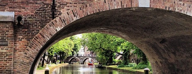 Oudegracht is one of Netherlands.