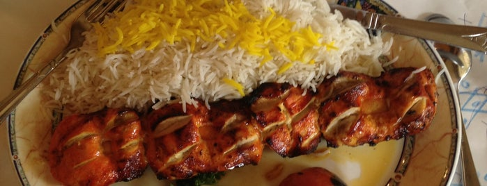Darya Persian Cuisine is one of Los Angeles.