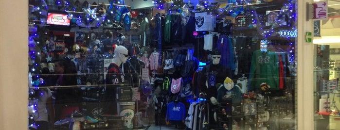fans shop is one of Lugares favoritos de DanGraHue_Pit.