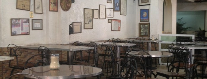 Cafetería Gaby's is one of Mexico City.
