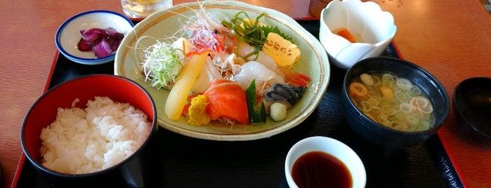 レストラン 渚のしらべ is one of Japan.